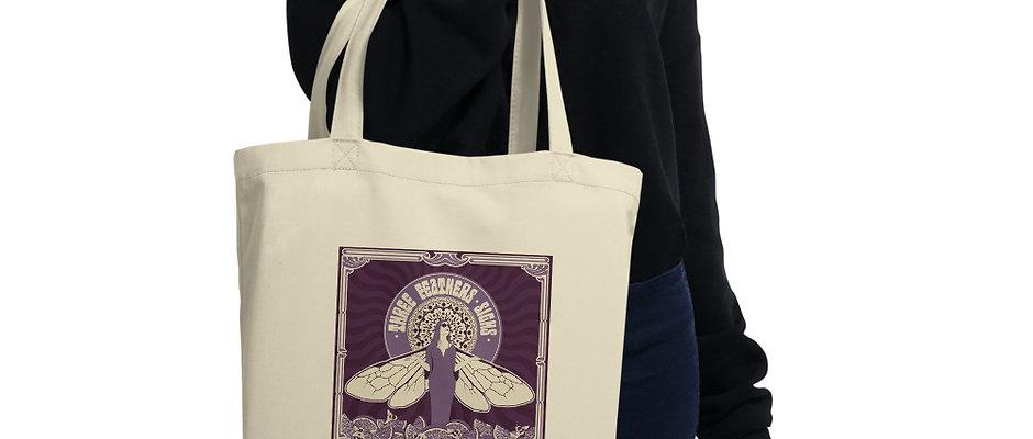 Three Feathers Eco Tote Bag