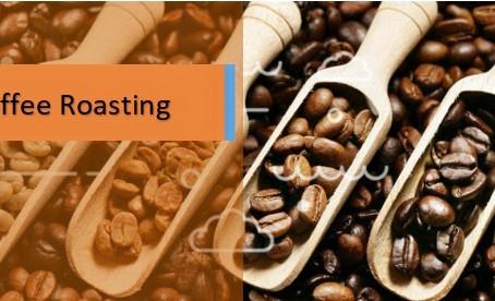 Fabrica Coffee Roasters Machine - Coffee Roasting
