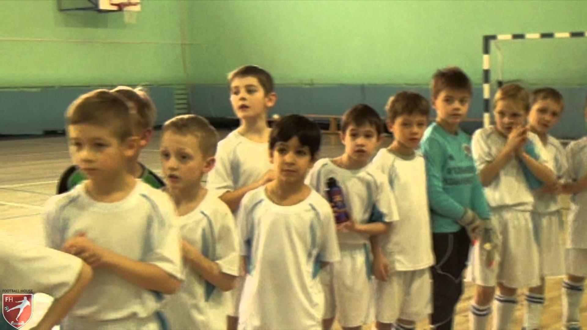 Трудовые Резервы (2007) 1-1 Дом Футбола (2008)
