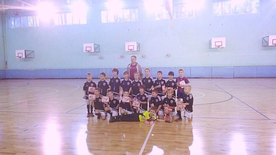 Дом Футбола 2008 год рождения