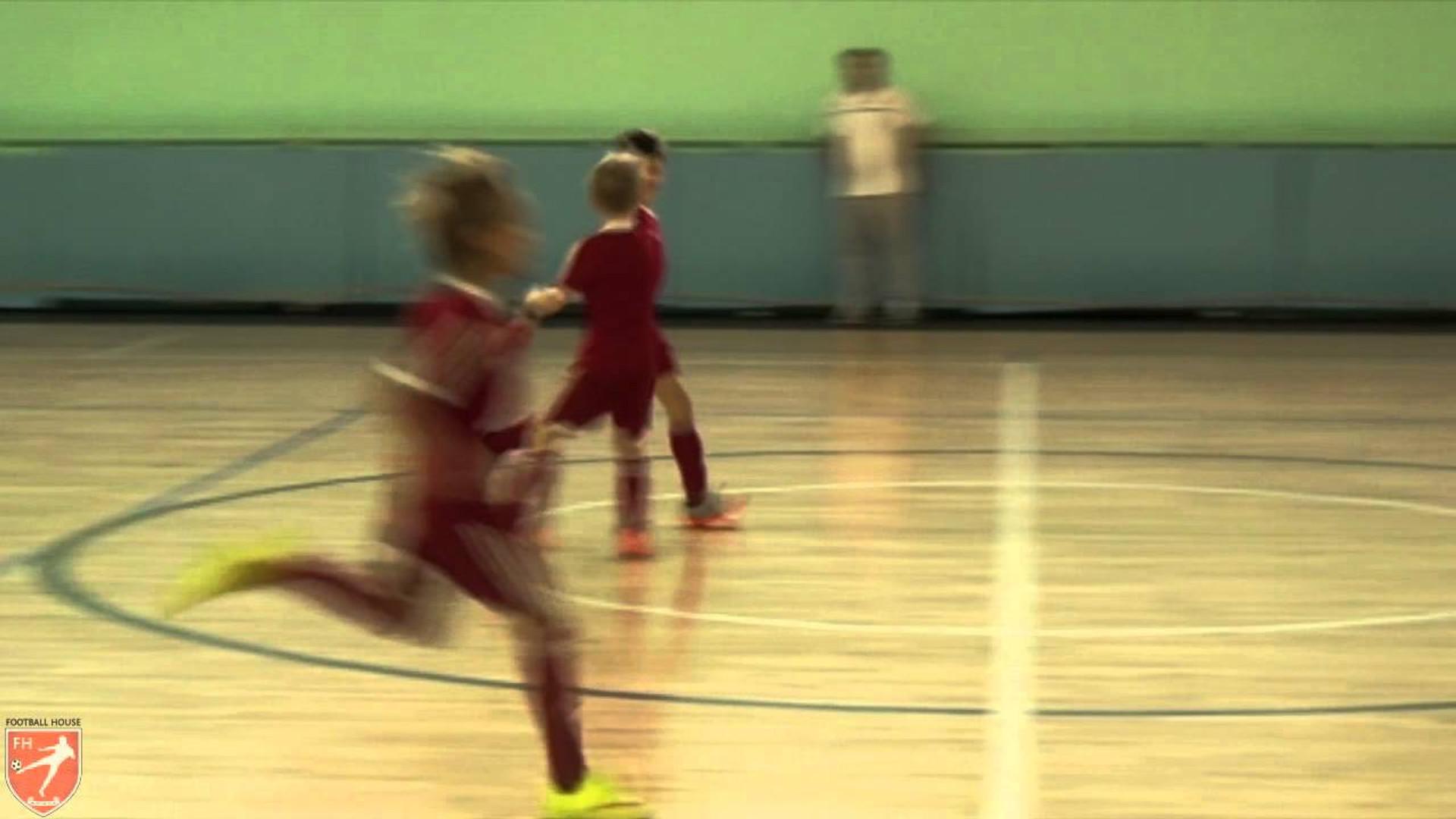 Дом Футбола (2008) 3-1 Сокол (2007)