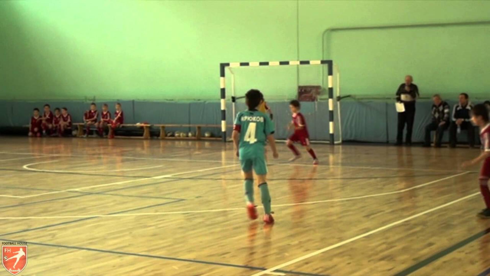 Трудовые Резервы (2007) 1-1 ДЮСШ (2007)