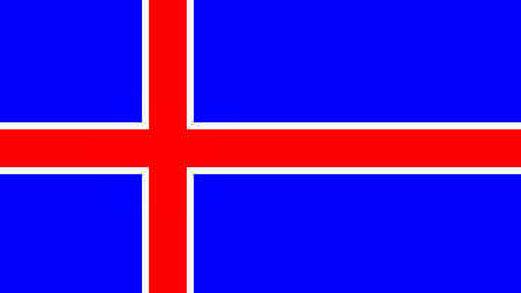 Bandeira da Islândia