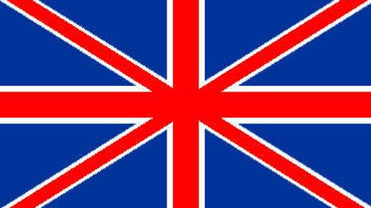 Bandeira da Grã Bretanha