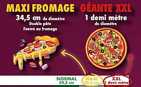 livraison pizza géante marseille
