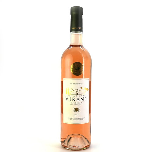 """Cuvée AOC """"Château Virant"""" Rosé"""
