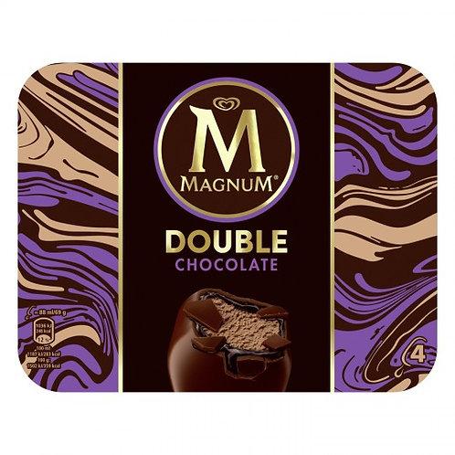 Glace Magnum Double Chocolat