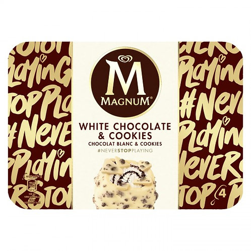 Glace Magnum Cookies