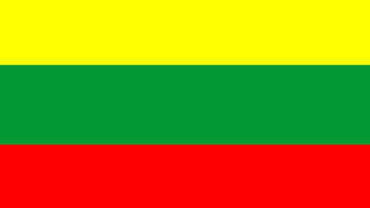 Bandeira da Lituania