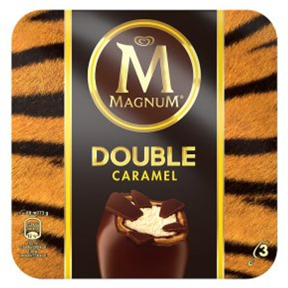 Glace Magnum Double Caramel