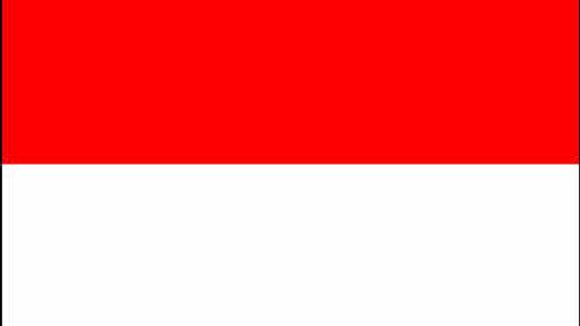 Bandeira de Mônaco