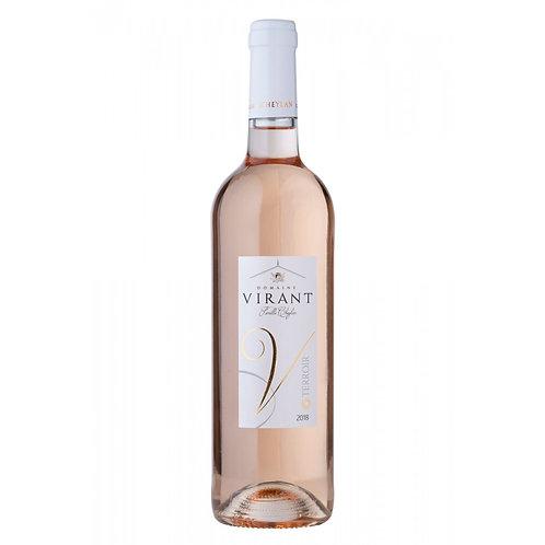 """Vin Rosé """"Château Virant"""" 75cl"""