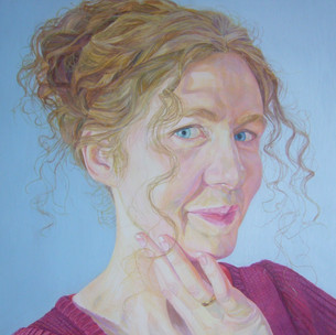 Self Portrait, Turning 50