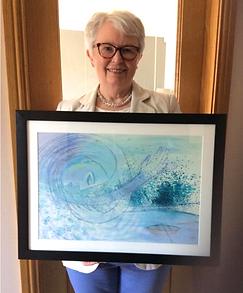 Hilary and Ocean - Beverley Healy Art