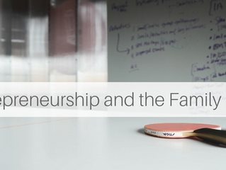 Entrepreneurship and the Family Bank
