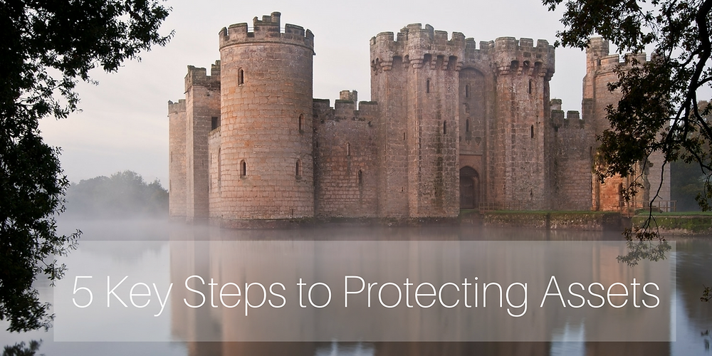 5 Key Steps to Protecting Assets