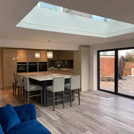 Jevan Close - Kitchen Redesign and Install