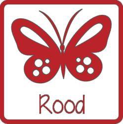 Flex stretch Rood ST0007