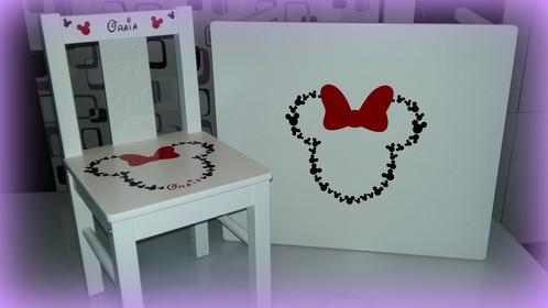Kindertafel En Stoel : Setje kindertafel met stoel