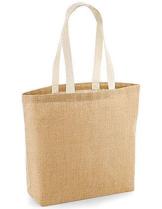 Shopper jute luxe