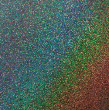glitter vinyl holografisch zwart
