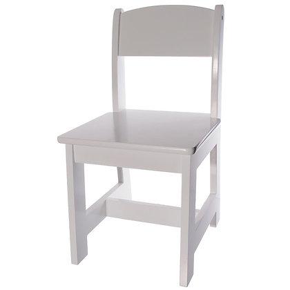 Wit stoeltje