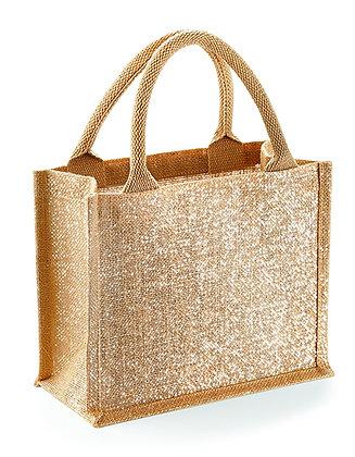 Mini gift bag shimmer