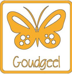 Flex stretch Goudgeel ST0005
