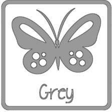 glans vinyl GRIJS RI104