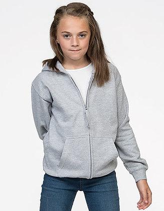 Sweater met rits
