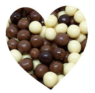 Choco choops mix 500g