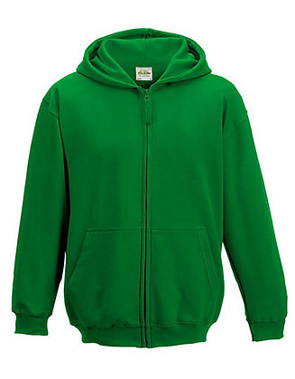 Sweater met rits unisex