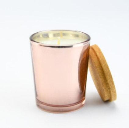 Geurkaars rosé klein