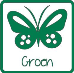 Flex stretch Groen ST0009