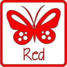 matte vinyl rood