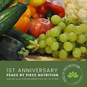 It is Peace by Piece Nutrition's 1 Year Anniversary!!
