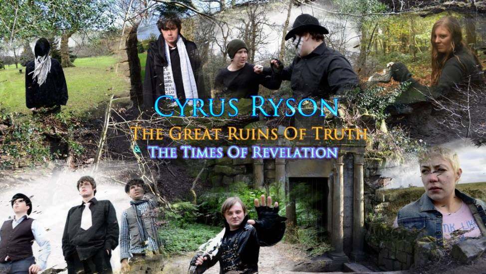 The Great Ruins of Truth Poster
