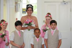 Mrs & Mrs Ferguson's Wedding Day