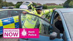 Kent Police Recruitment Commercial 2020