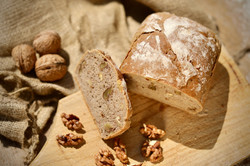 Ořechový chléb