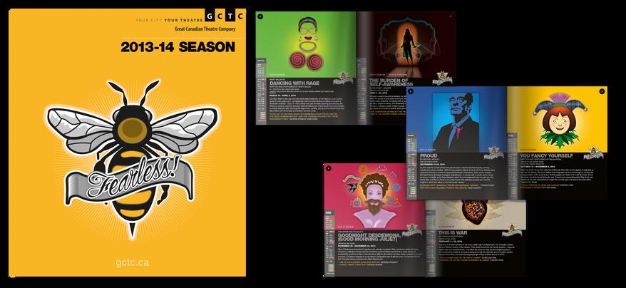 GCTC 2013-14 Season Program
