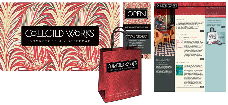 Collected Works Bookstore & Coffeebar
