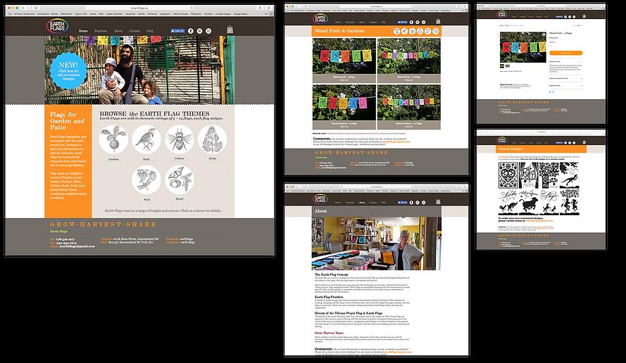 Earthflags website