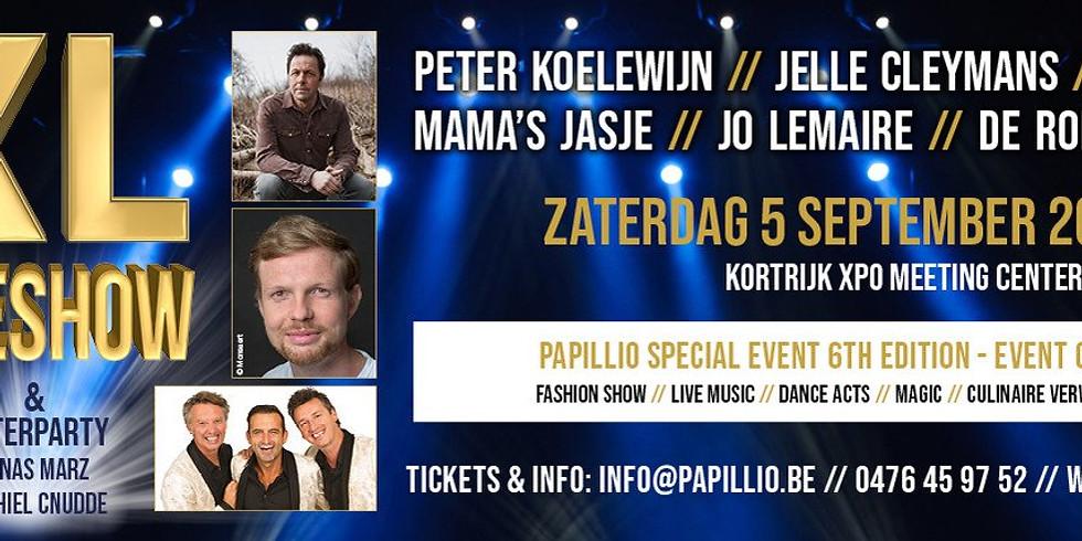 Papillio Special Event XL Liveshow