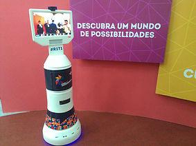 Robô R1T1 Feira do Empreendedor - SEBRAE.jpg