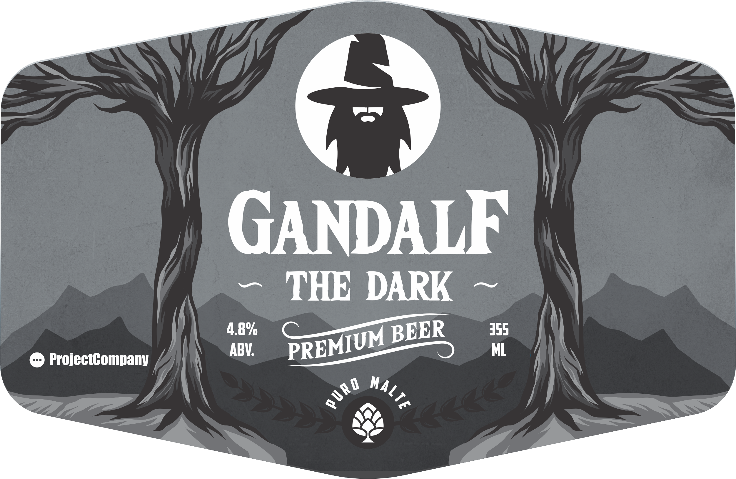 Gandalf Beer Dark