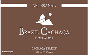 Brazil Cachaça Select Dois Anos.png