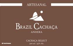 Brazil Cachaça Select Anhera
