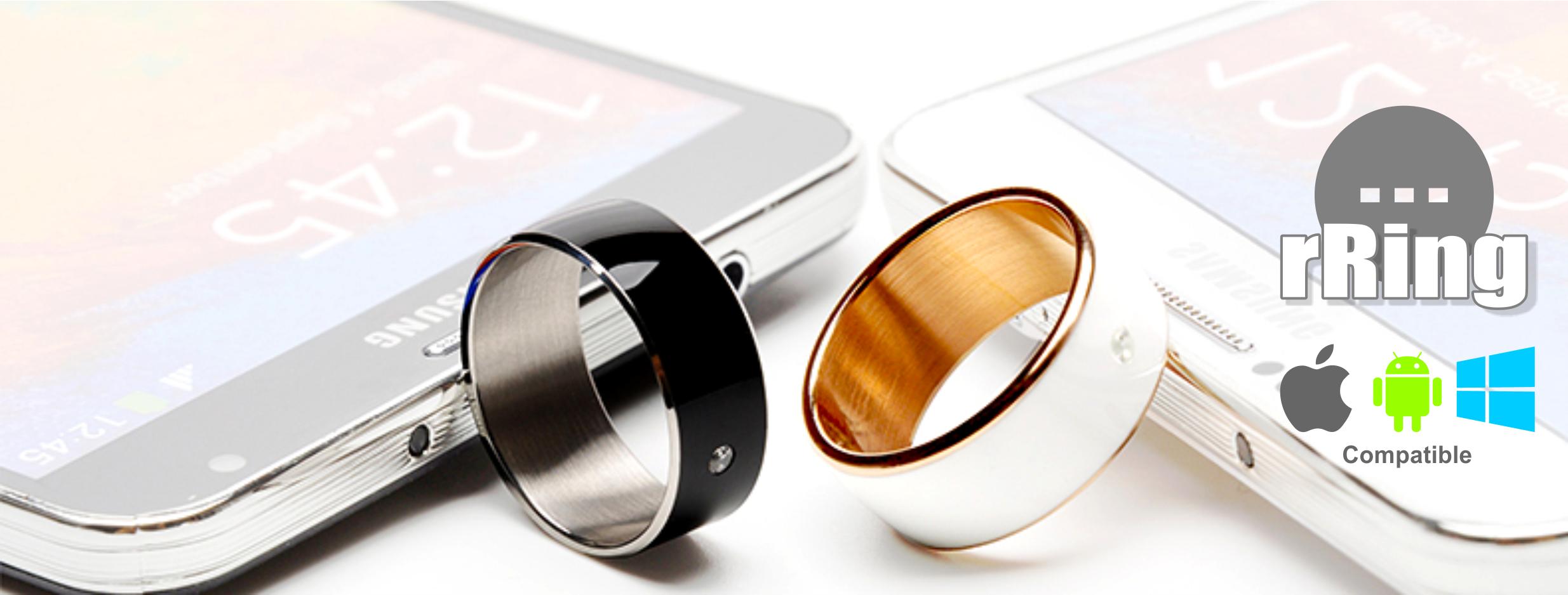 MyRing - Anel NFC RFID