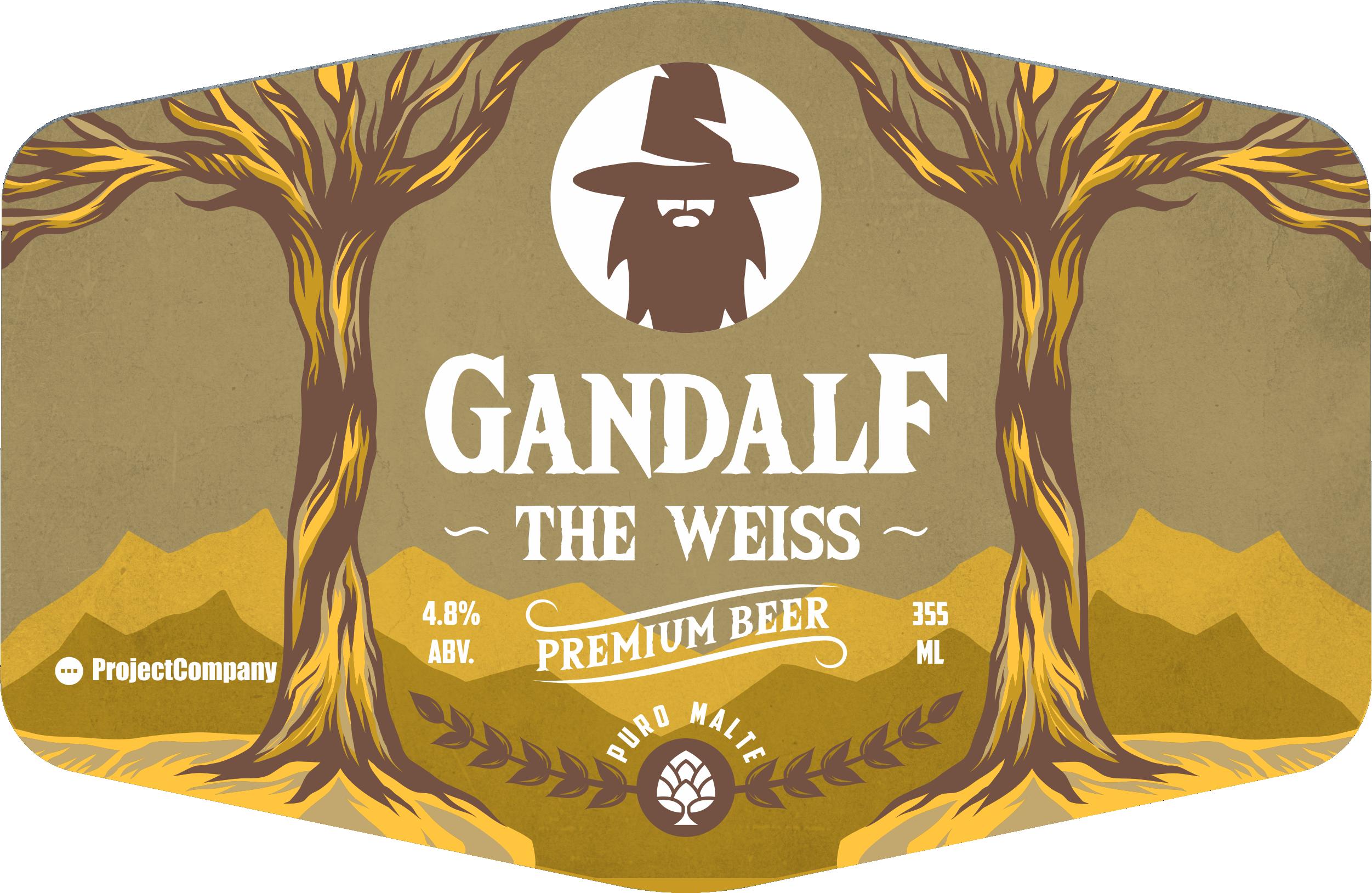 Gandalf Beer Weiss